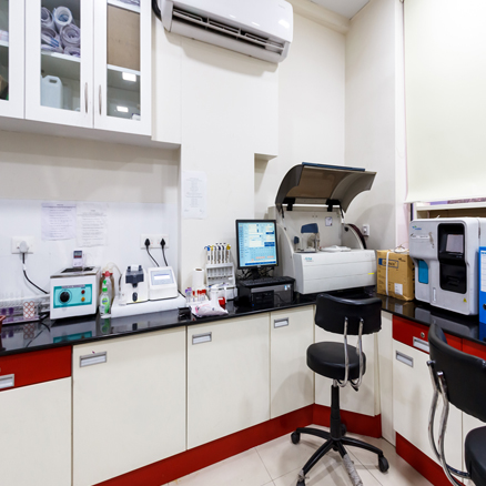 Best Pathology Laboratory in Pune | Megavision Labs Pvt.Ltd